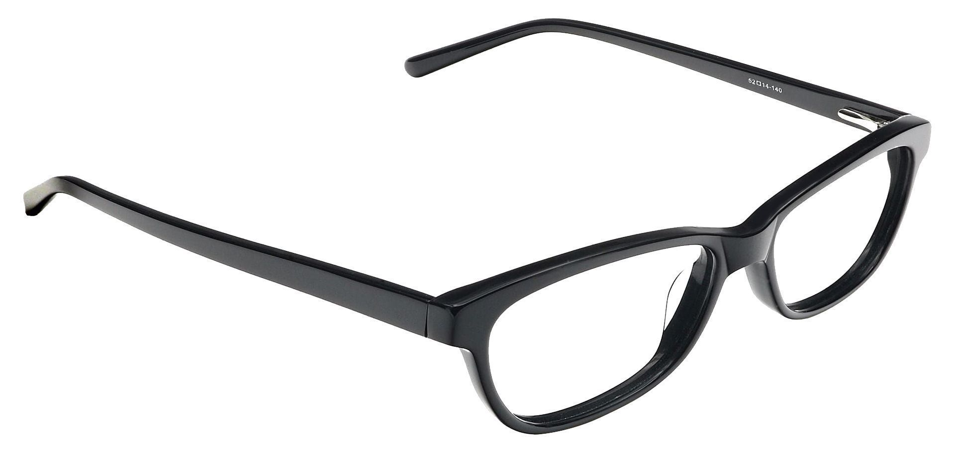 Verve Cat-eye Reading Glasses - Black