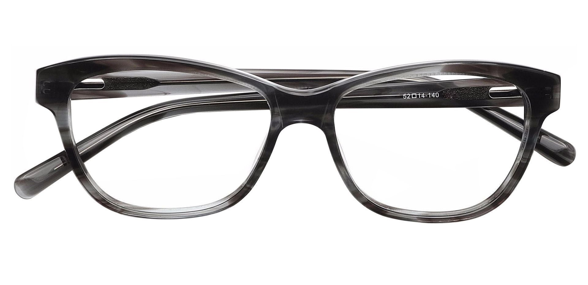 Verve Cat-eye Progressive Glasses - Gray