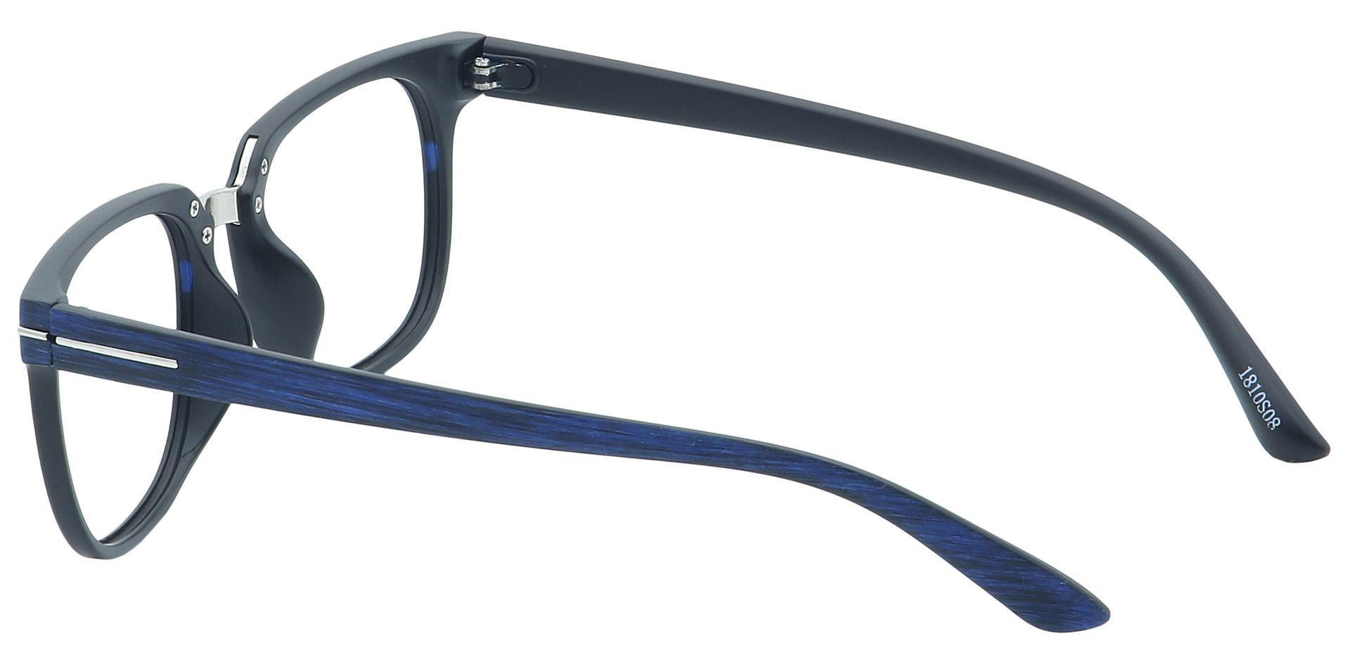 Sofia Square Prescription Glasses - Striped