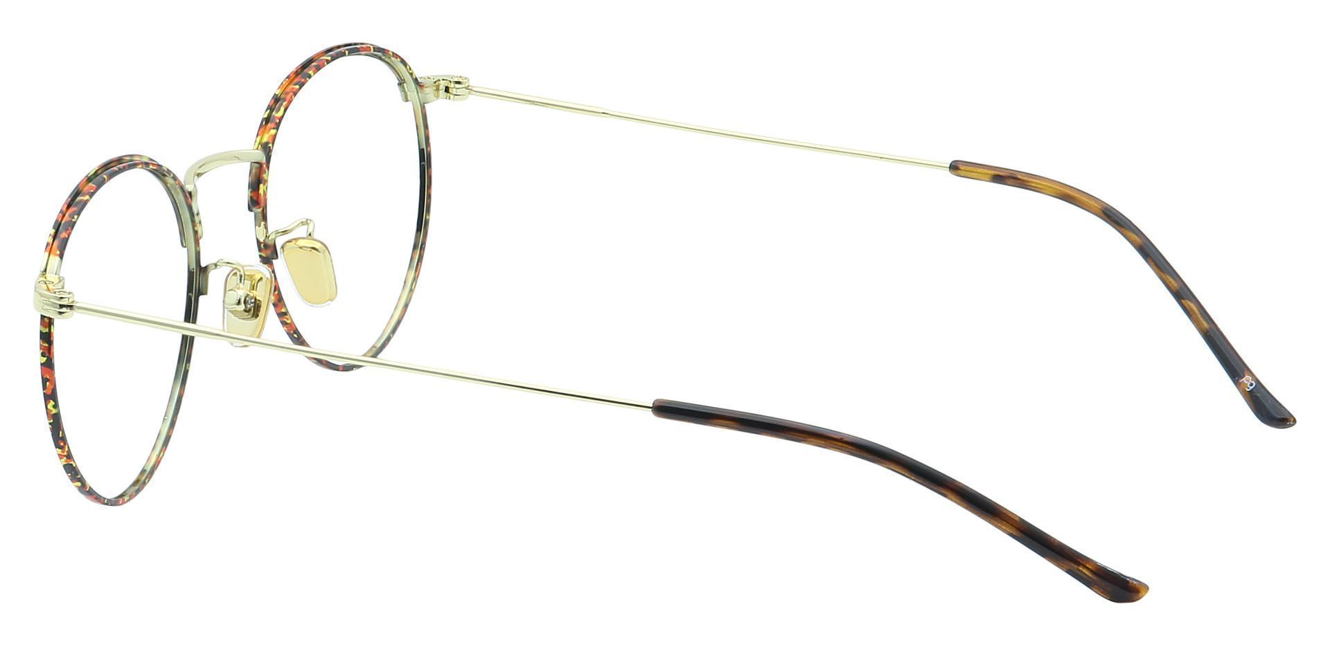 Cooper Oval Lined Bifocal Glasses - Tortoise