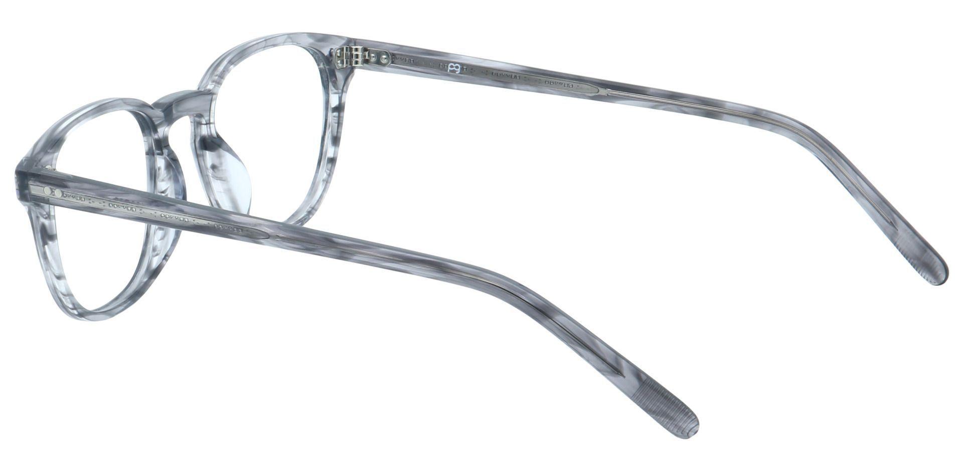 Nevada Square Prescription Glasses - Gray