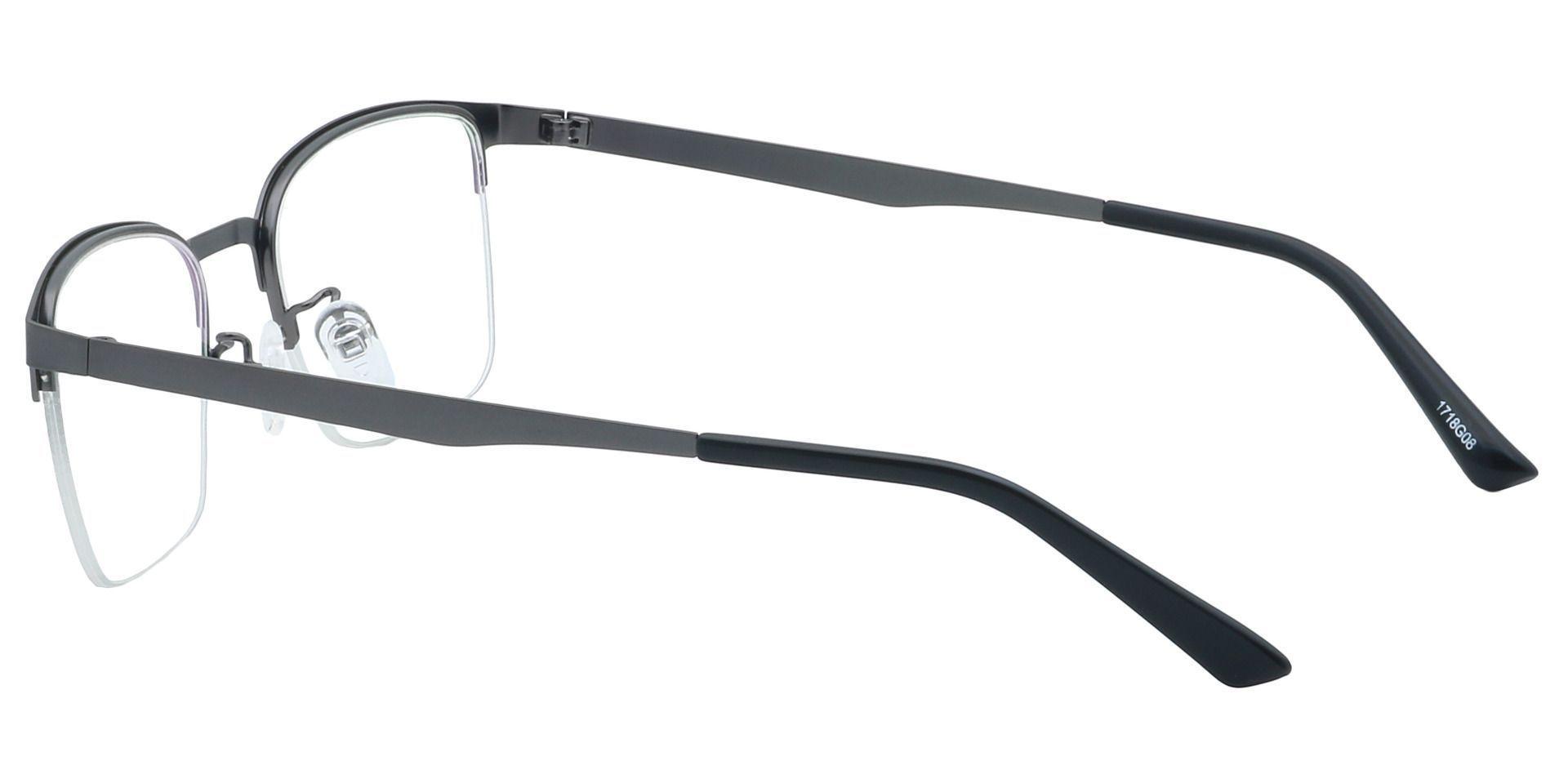Eden Square Blue Light Blocking Glasses - Gray