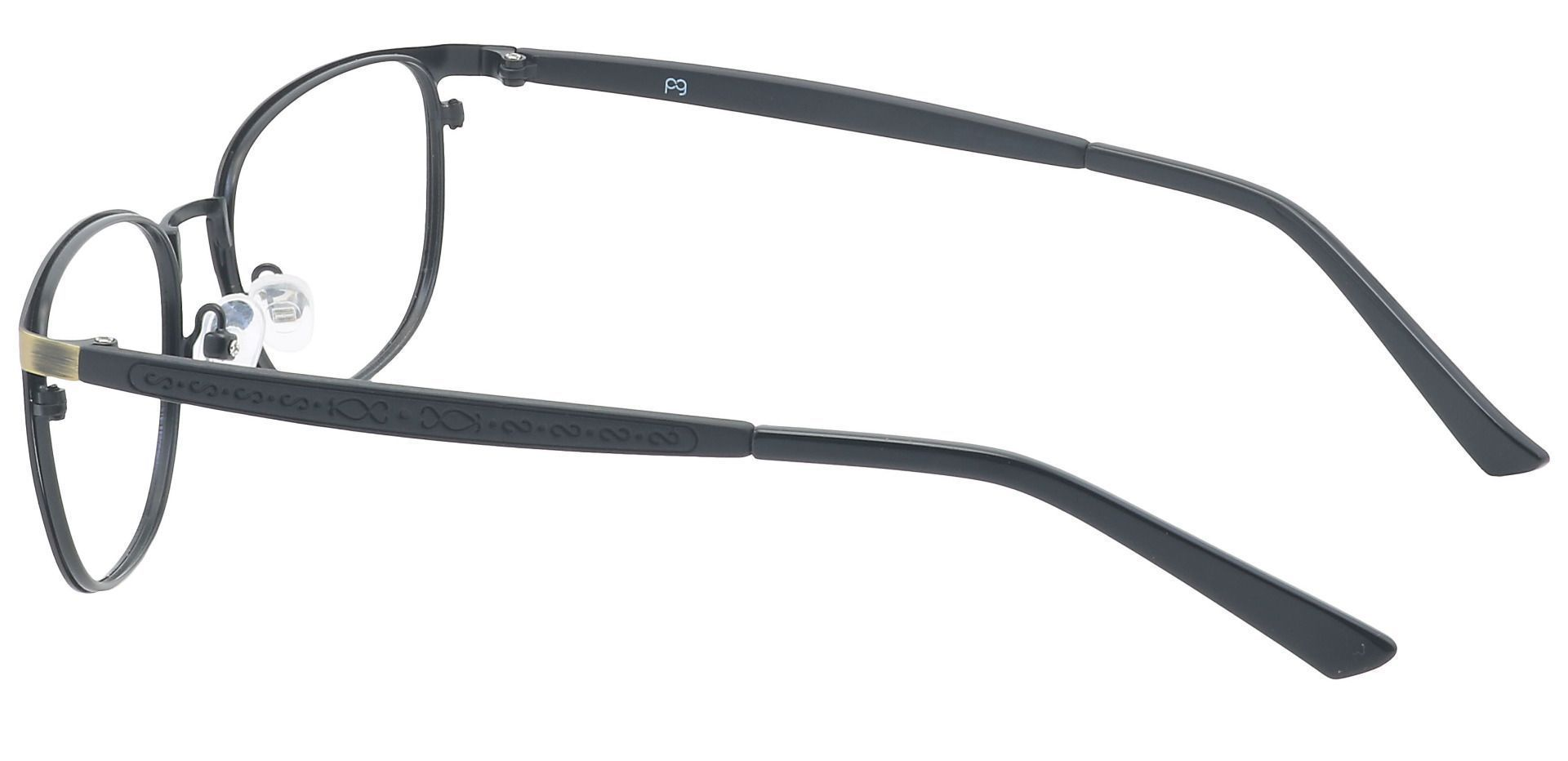 Sailor Square Reading Glasses - Brown