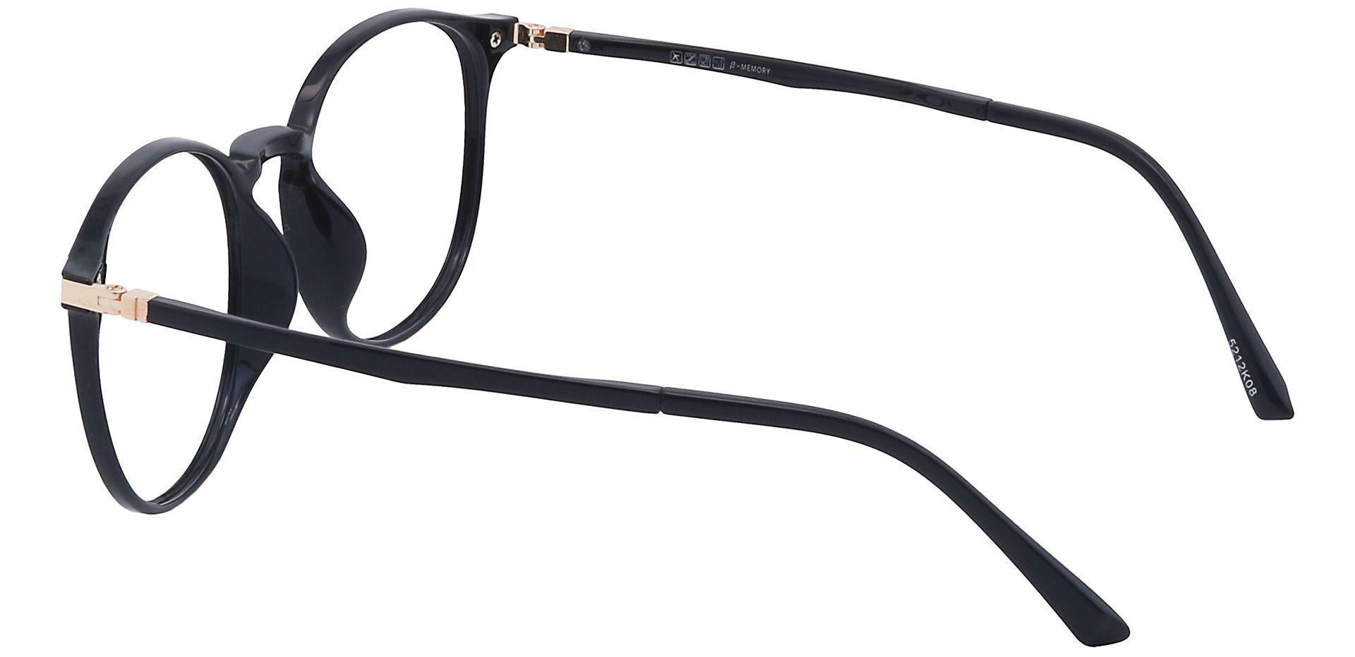 Brighton Oval Reading Glasses - Black