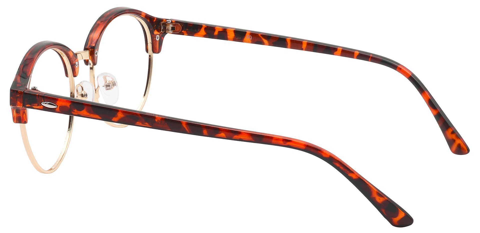 Damon Browline Prescription Glasses - Tortoise