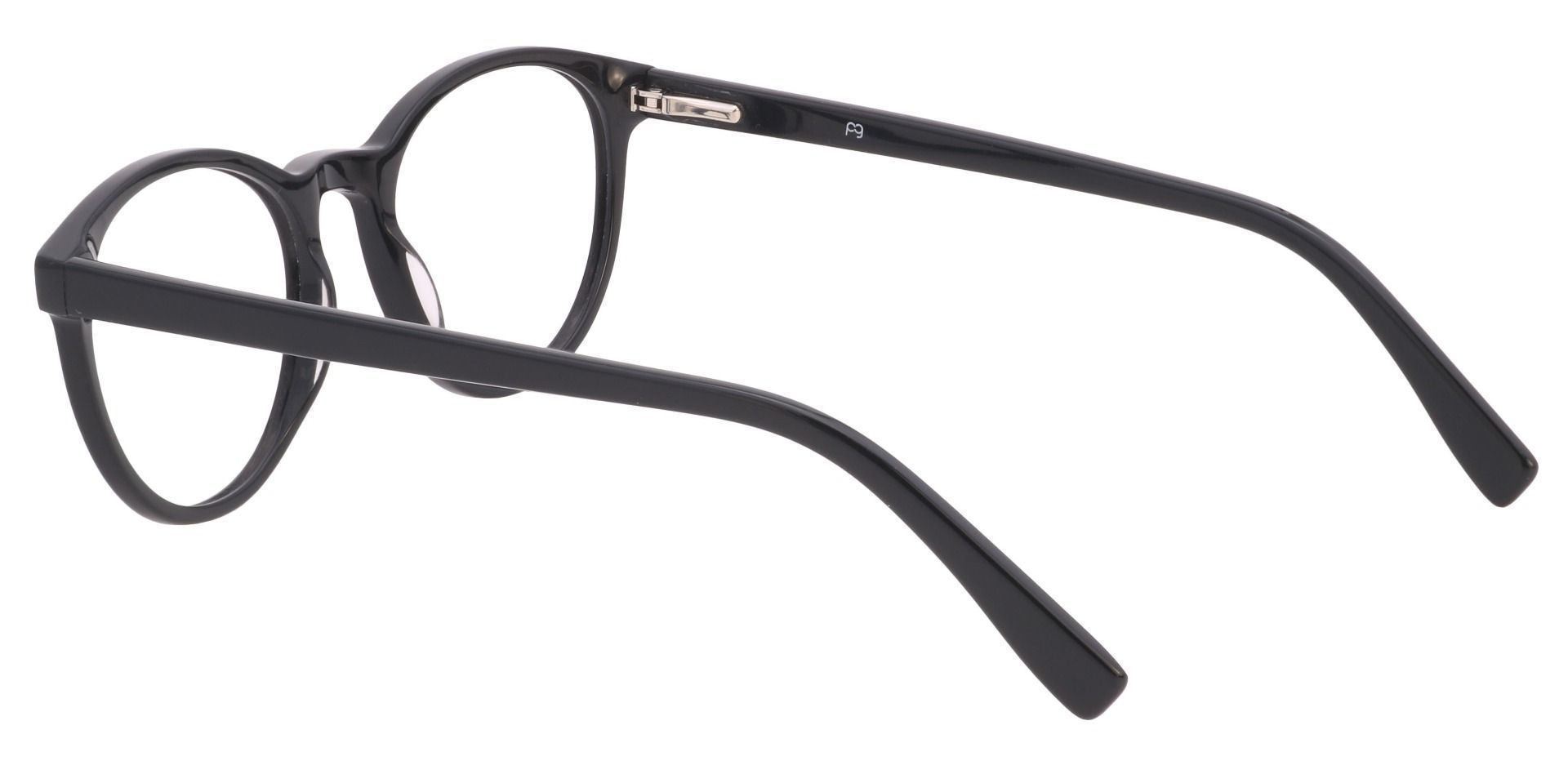Stellar Oval Reading Glasses - Black