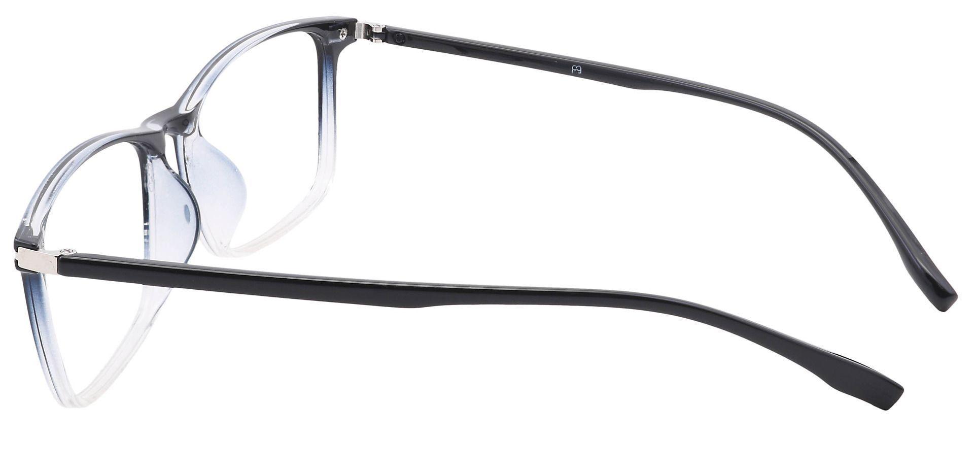 Laine Rectangle Prescription Glasses - Black
