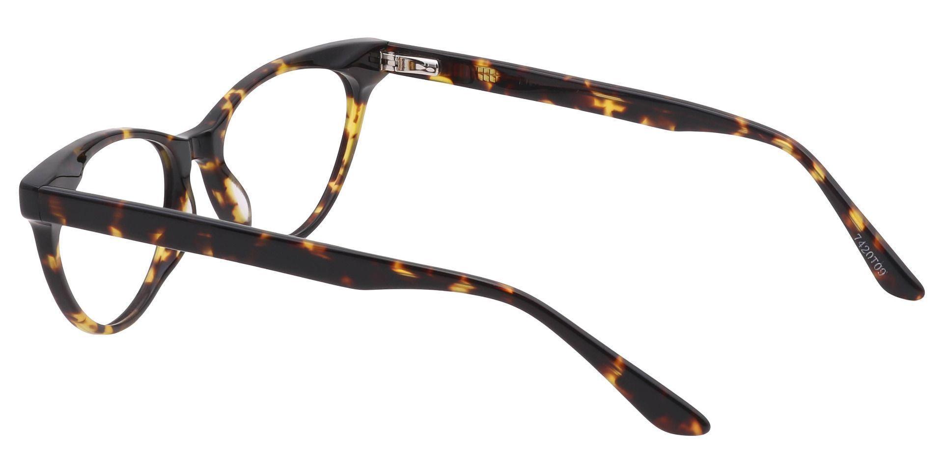 Sabrina Cat Eye Prescription Glasses - Tortoise