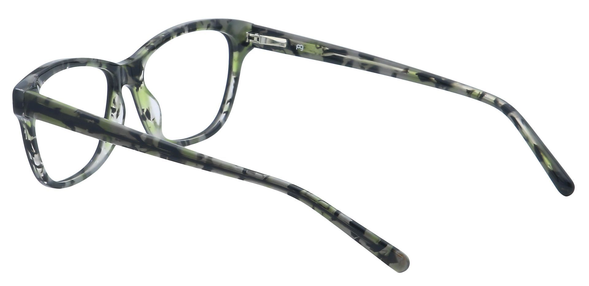 Verve Cat-eye Progressive Glasses - Two