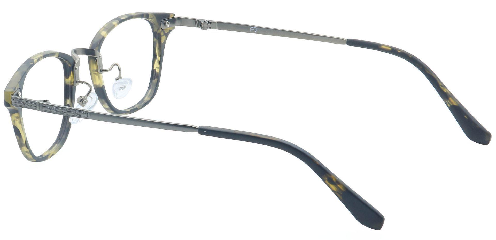 Sabato Round Progressive Glasses - Tortoise