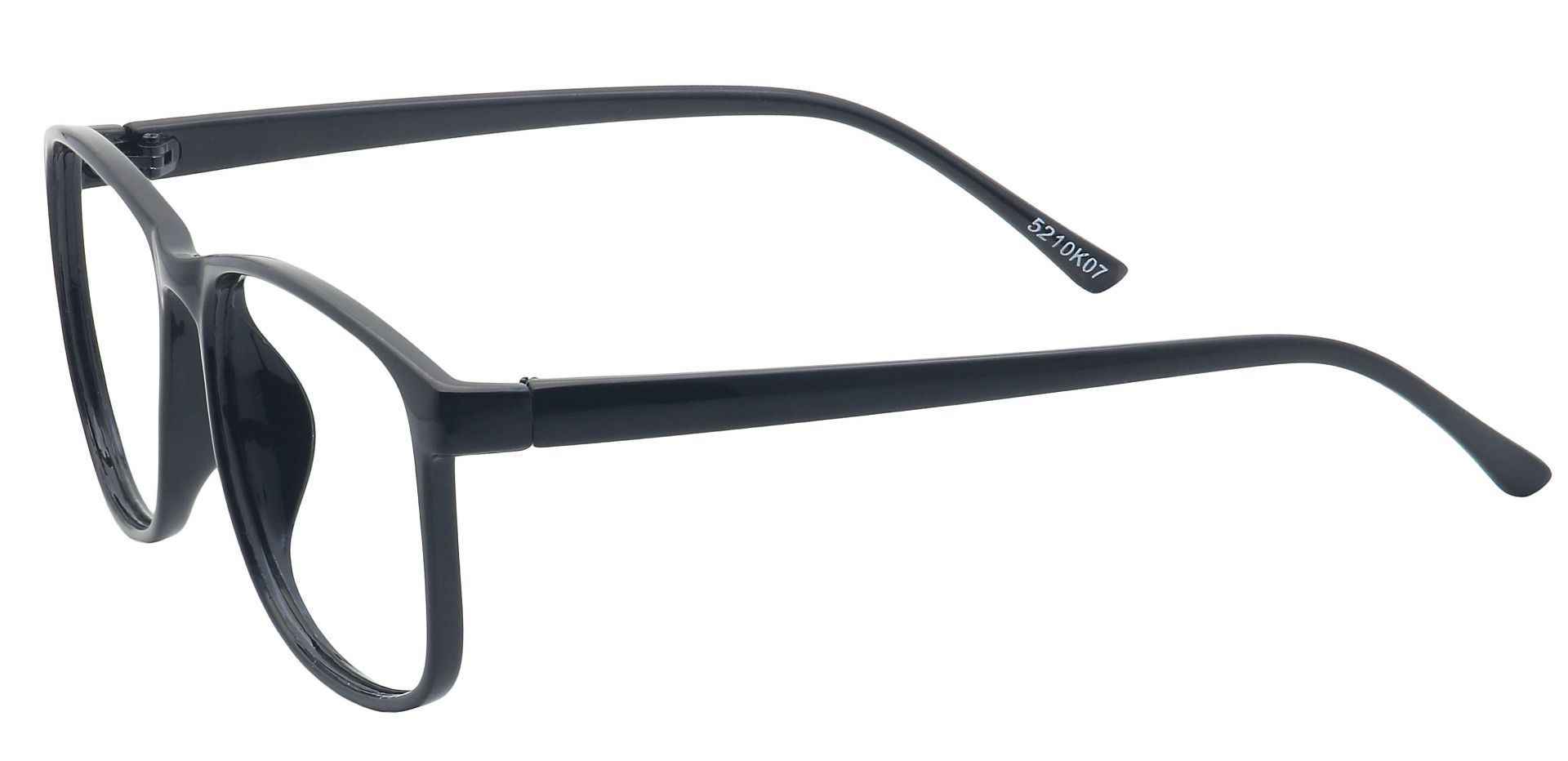 Raina Rounds Prescription Glasses - Black