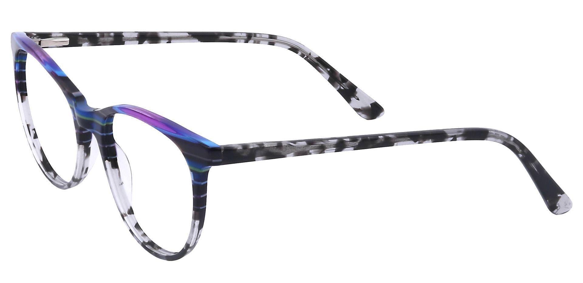 Patagonia Oval Progressive Glasses - Multicolored Blue Stripes  Multicolor