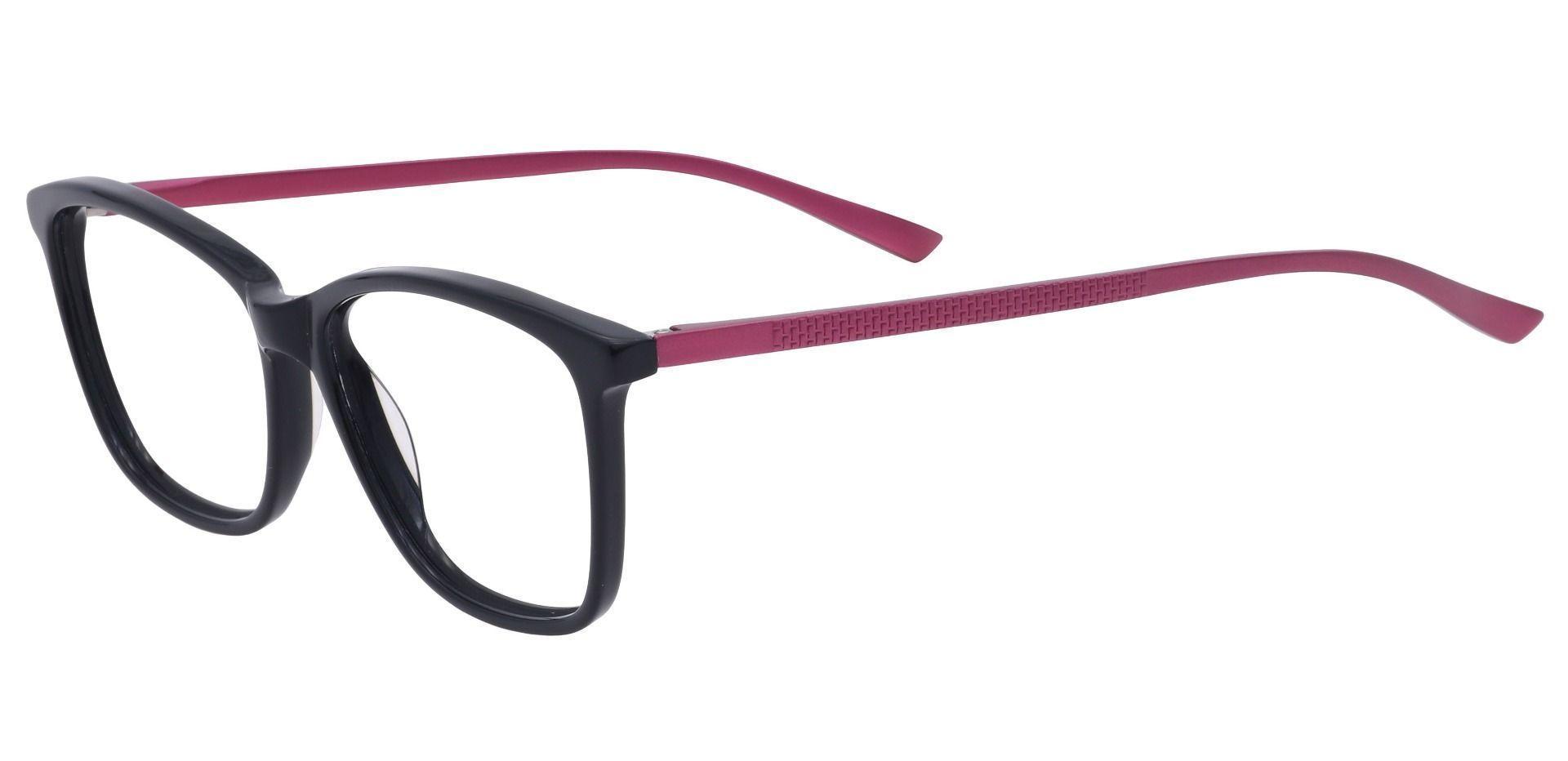 Wyndham Square Prescription Glasses - Purple