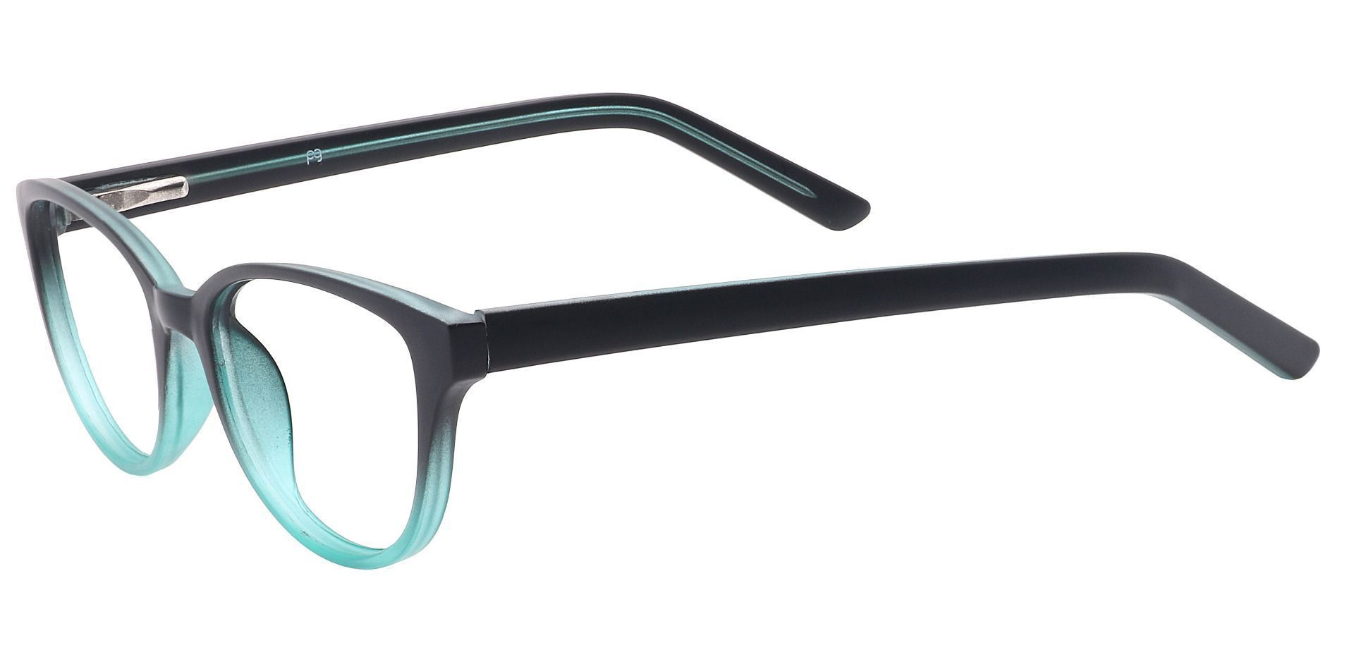 Lulu Oval Prescription Glasses - Two