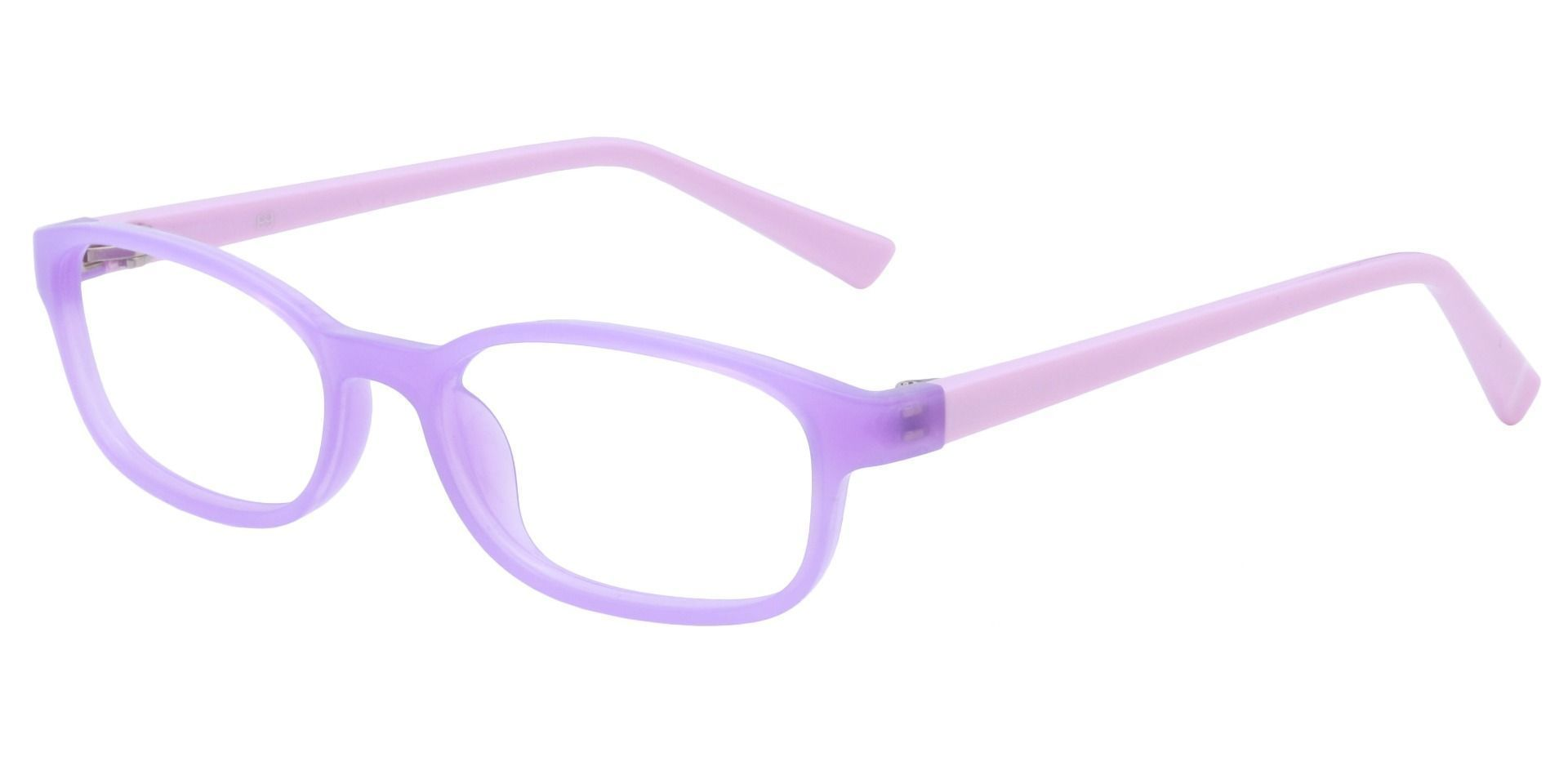 Kia Oval Single Vision Glasses - Orchid