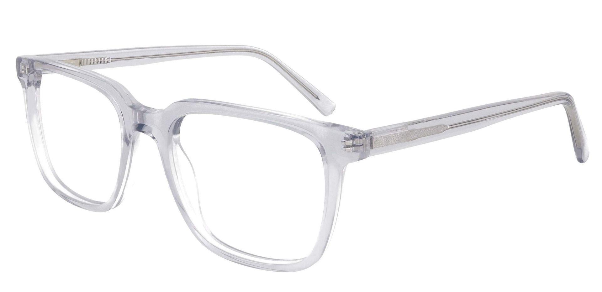 Alex Square Prescription Glasses - Gray