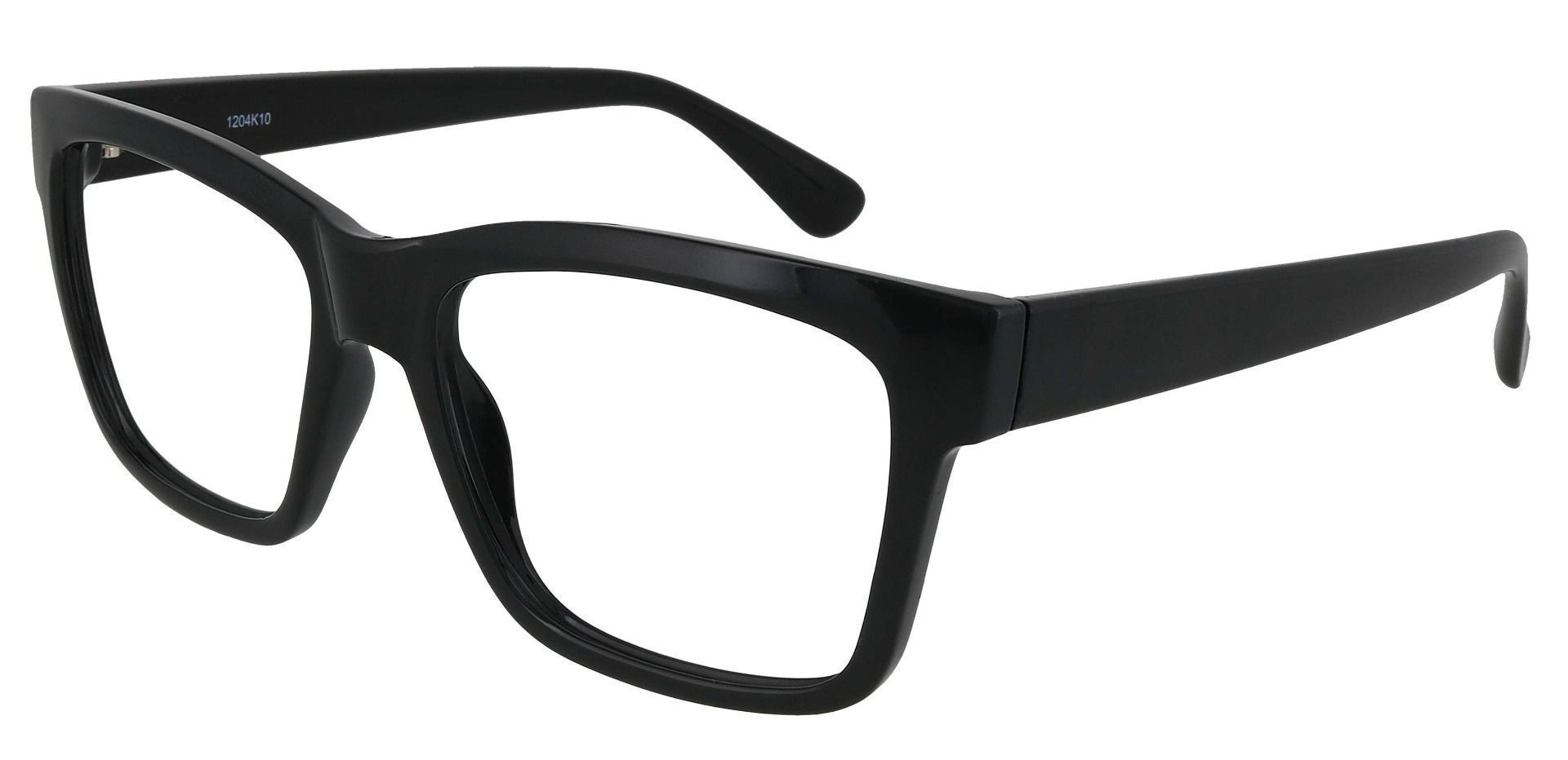 Brinley Square Reading Glasses - Black