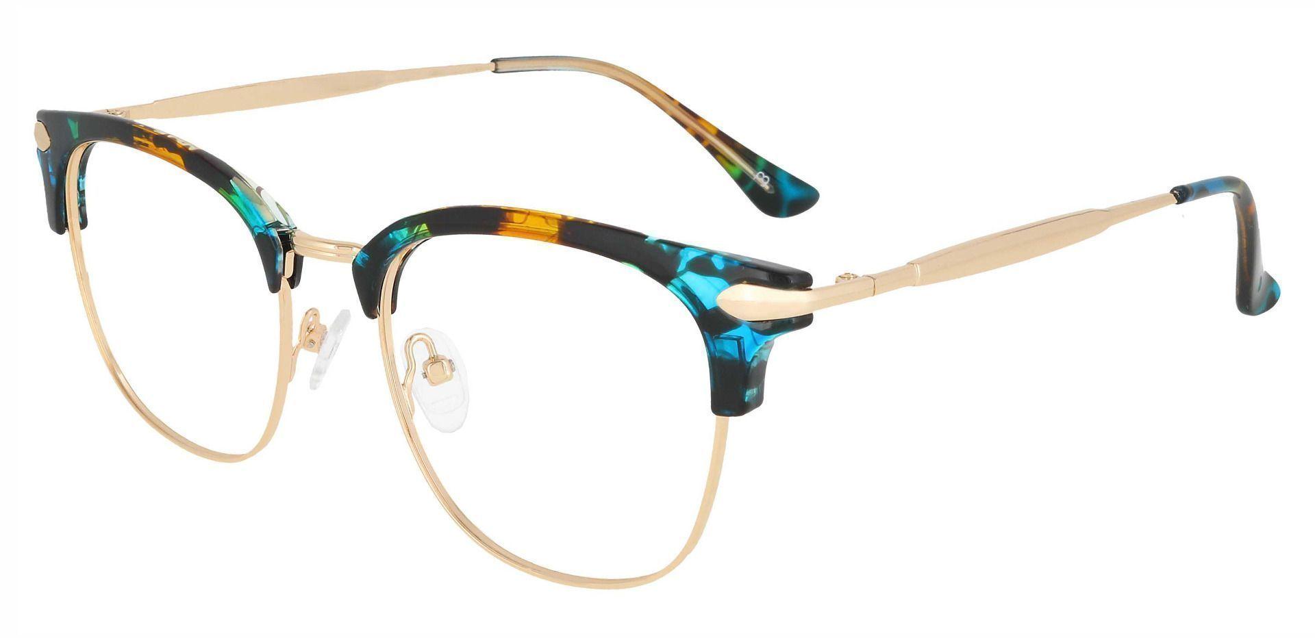 Webster Browline Prescription Glasses - Two