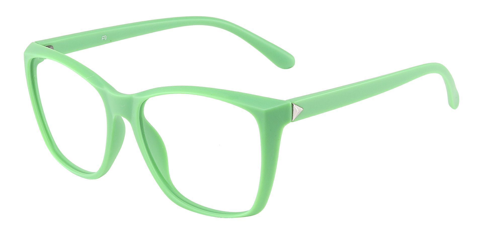 Hickory Square Prescription Glasses - Green