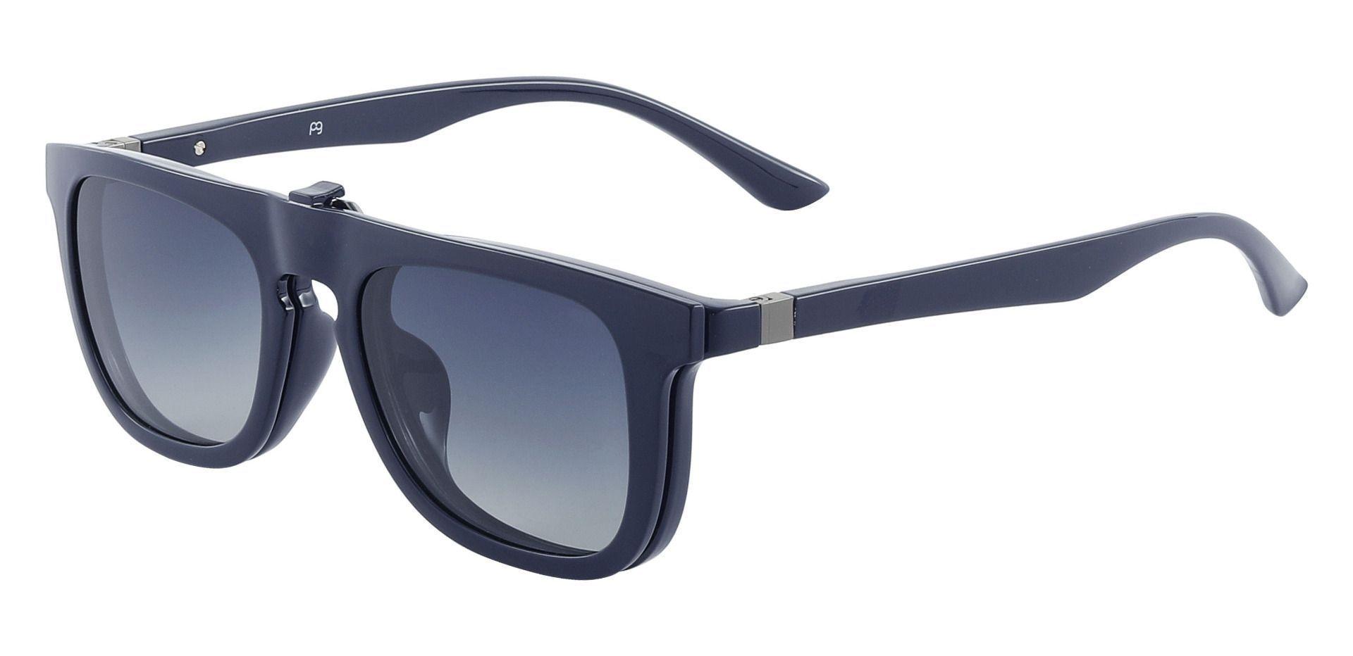 Syracuse Square Prescription Glasses - Blue
