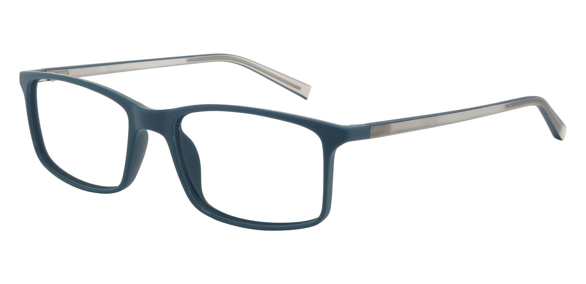 Callaway Rectangle Prescription Glasses - Green