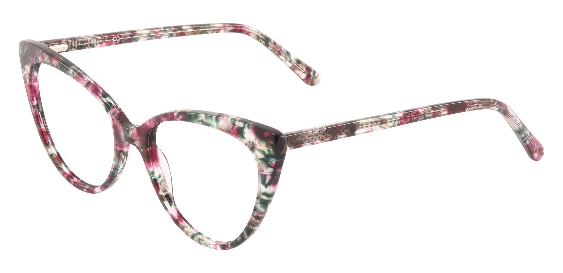 Astor Cat Eye Prescription Glasses - Pink