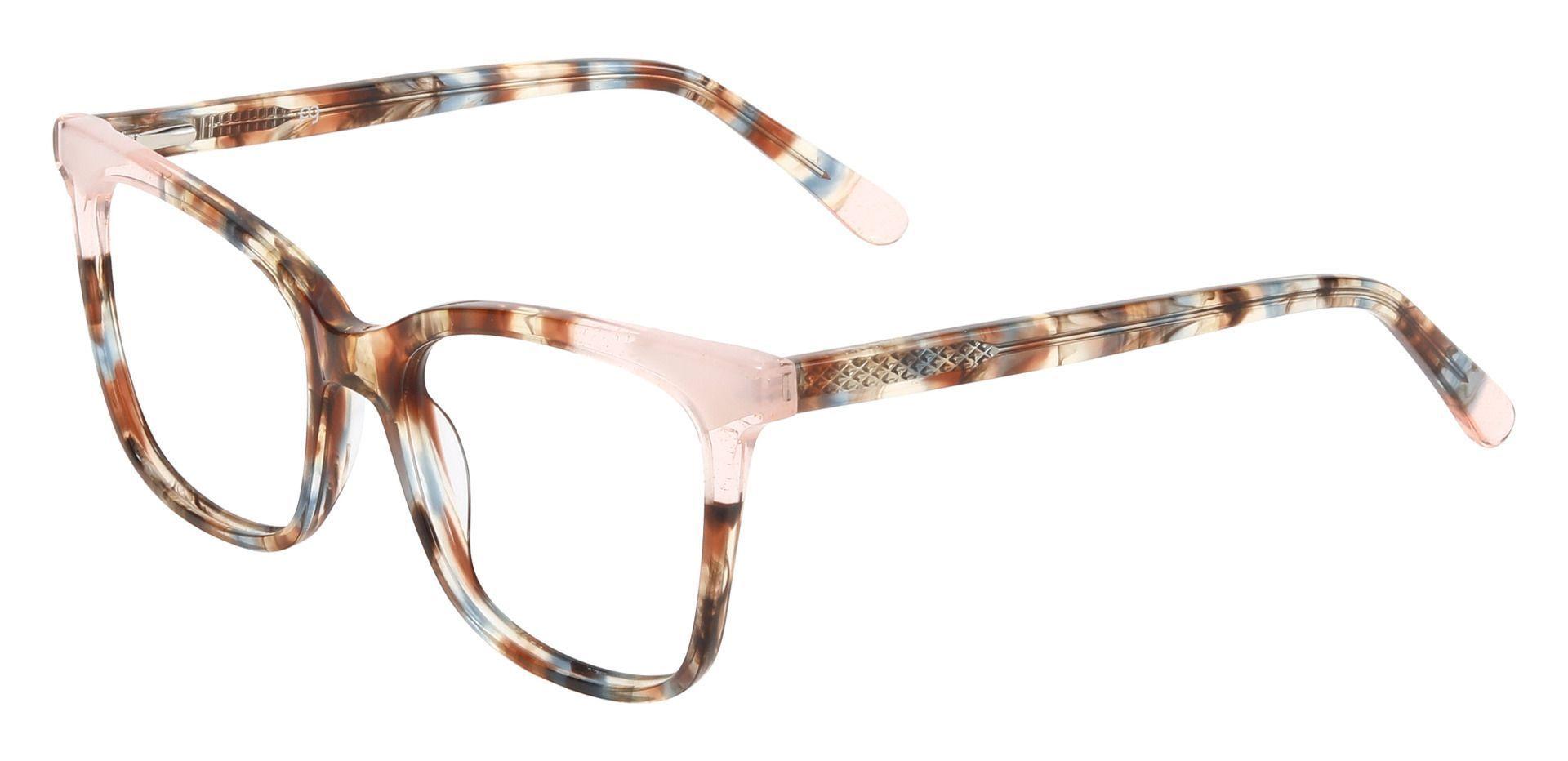 Bardonia Square Prescription Glasses - Two