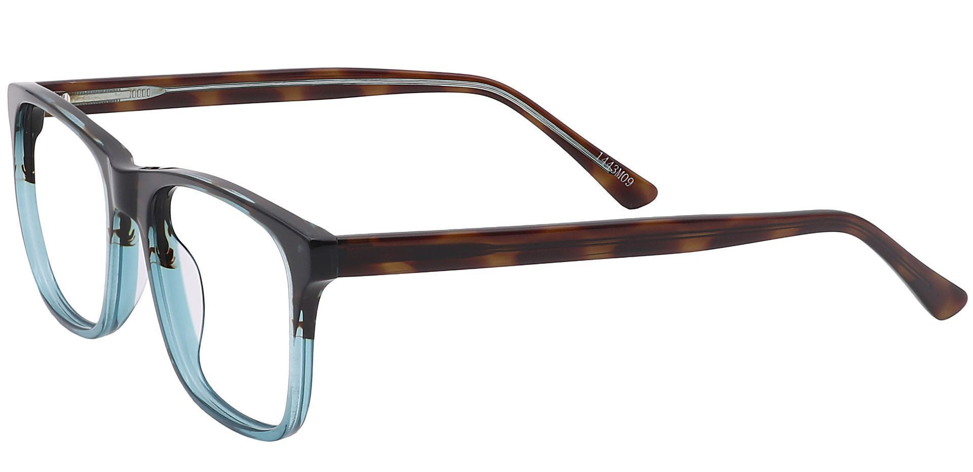 Cantina Square Non-Rx Glasses - Two