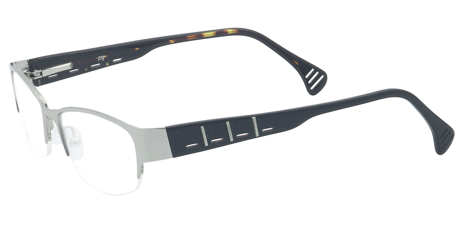 Randall Rectangle Reading Glasses - Clear