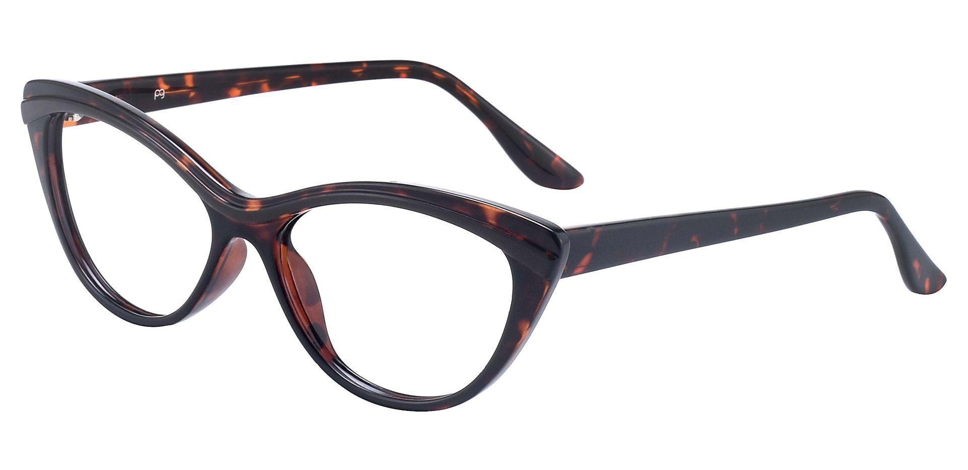 Twilight Cat-Eye Prescription Glasses - Tortoise