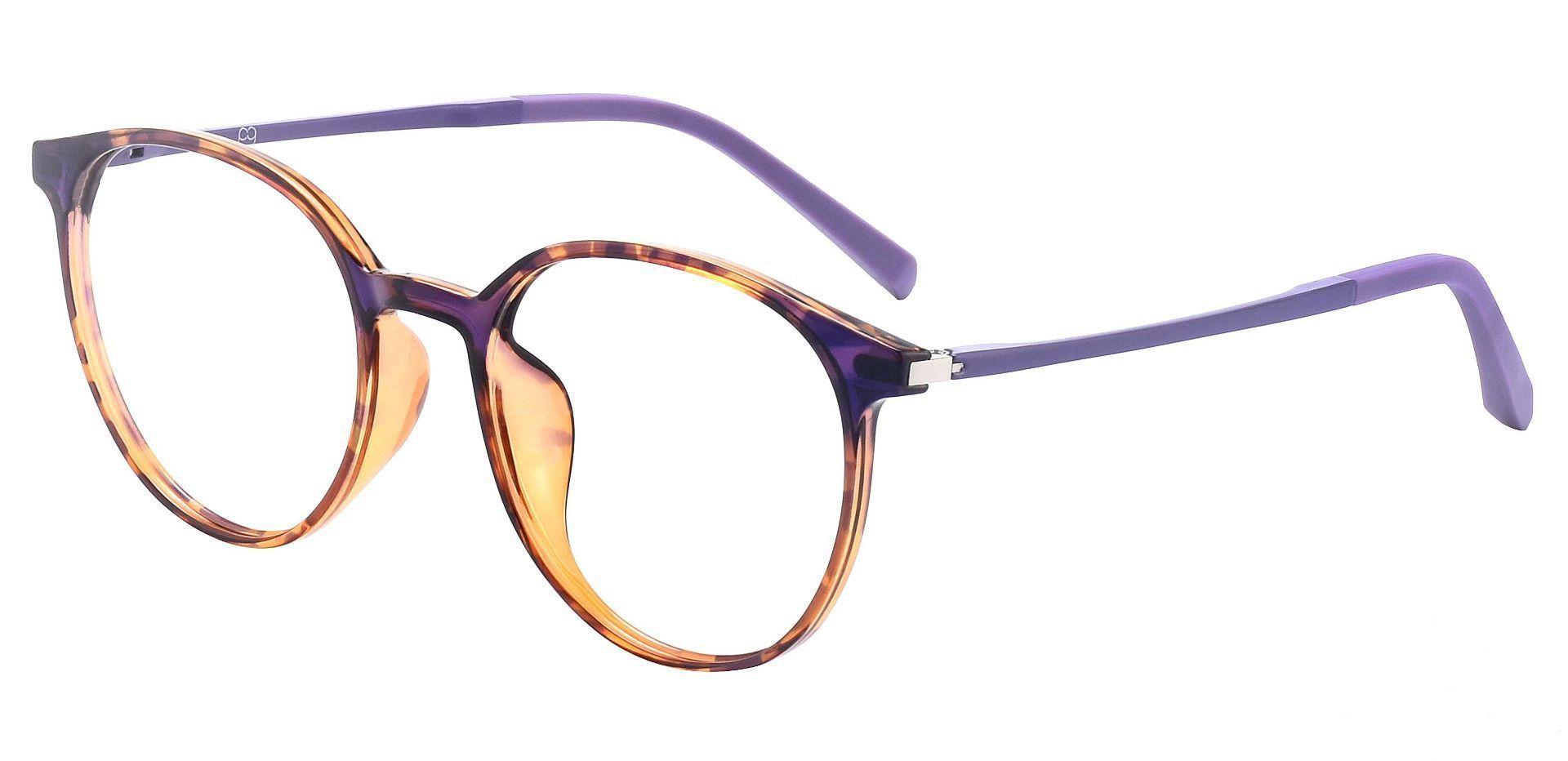 Adelaide Oval Prescription Glasses - Tortoise