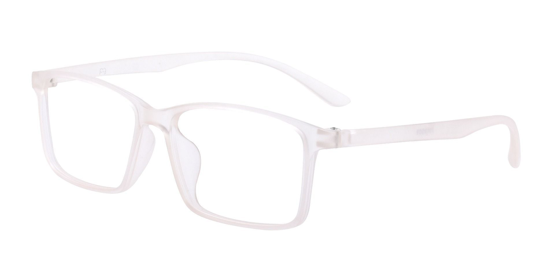 Horizon Rectangle Prescription Glasses - Gray