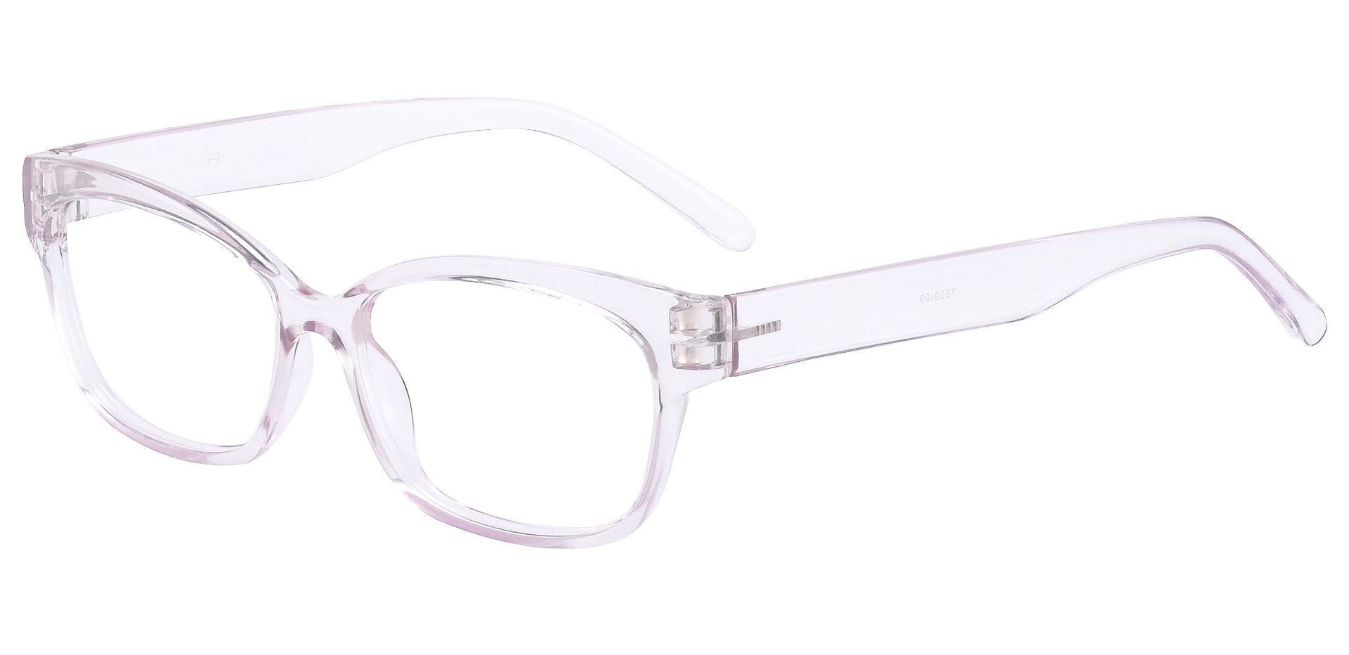 Adele Cat-Eye Prescription Glasses - Pink