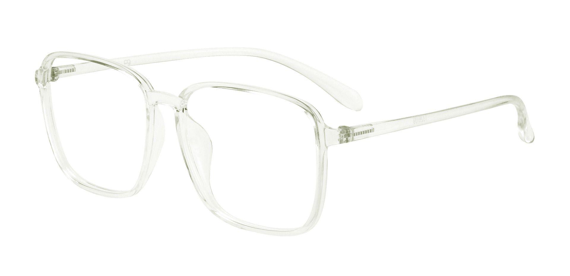 San Antonio Square Prescription Glasses - Blue