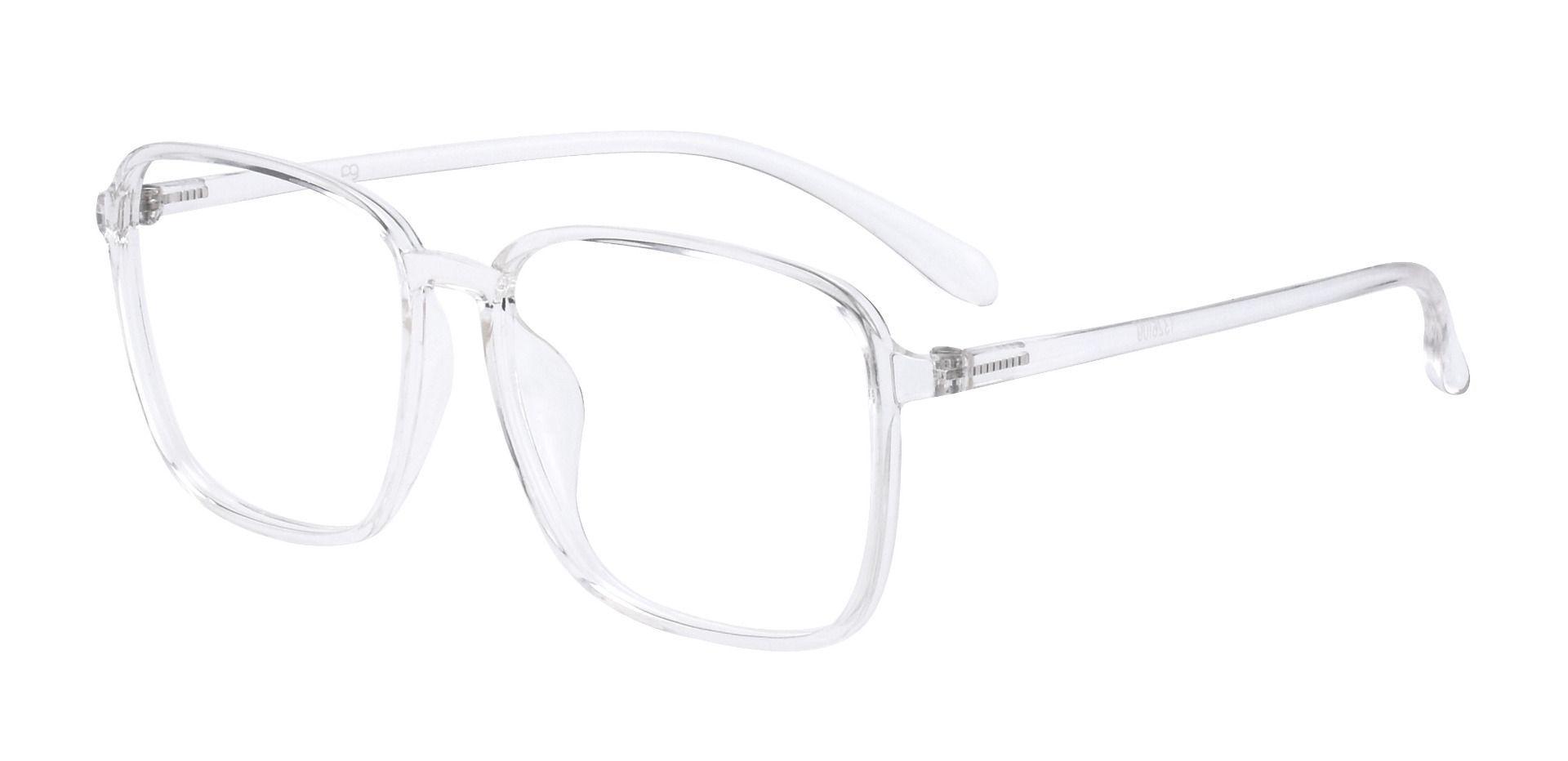 San Antonio Square Prescription Glasses - Gray