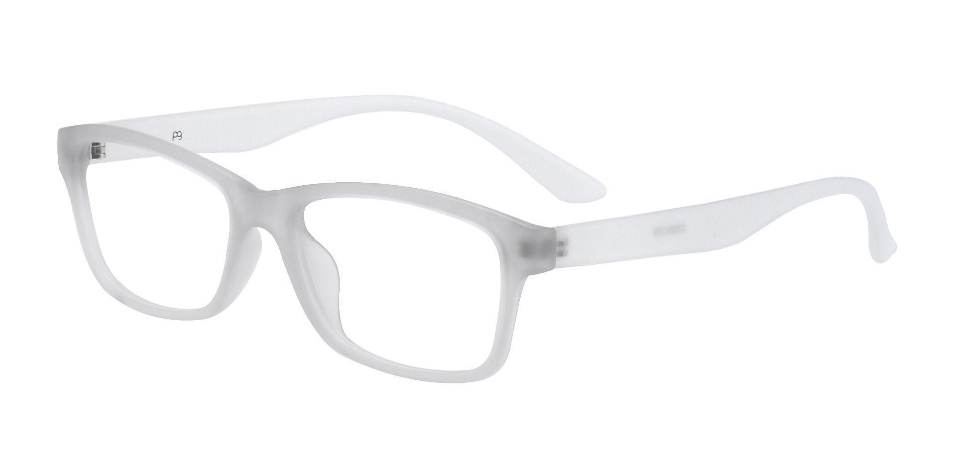 Barrow Rectangle Prescription Glasses - Clear