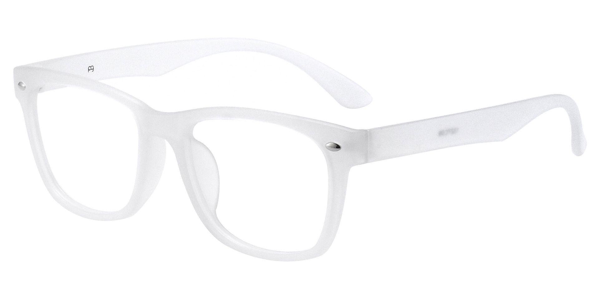 Anderson Classic Square Prescription Glasses - Clear