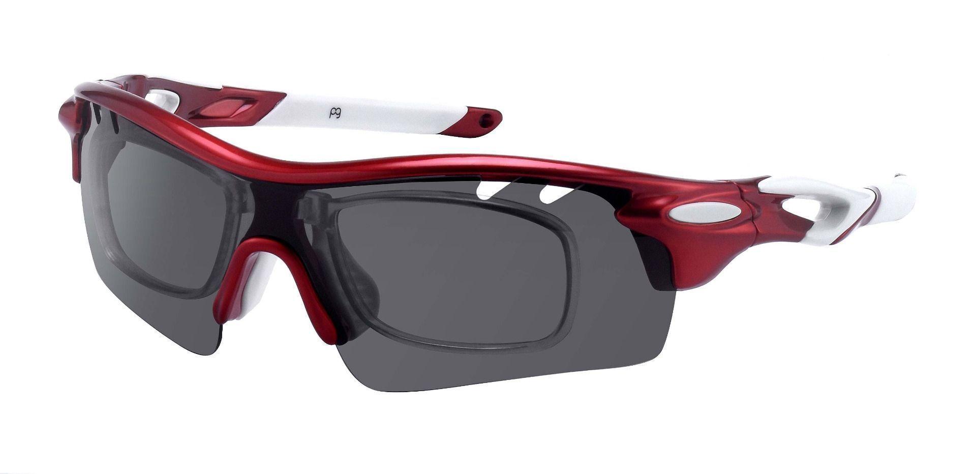 Jackson Sport Glasses Prescription Glasses - Red