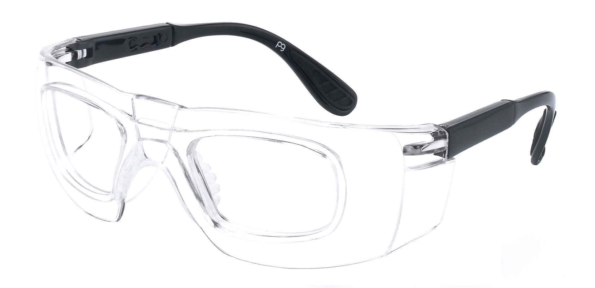 Hartford Sports Glasses Prescription Glasses - Clear
