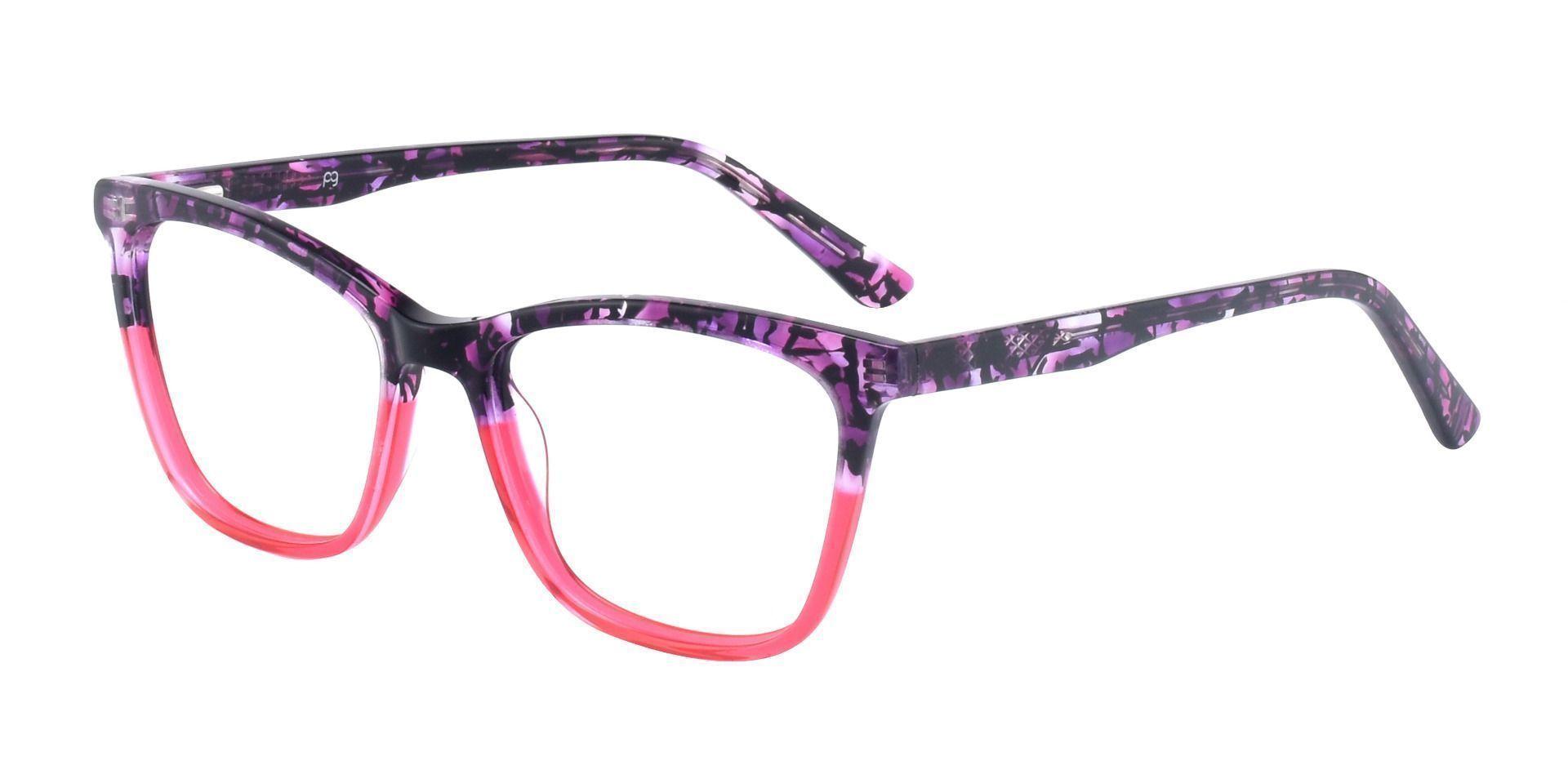 Concord Cat Eye Prescription Glasses - Red