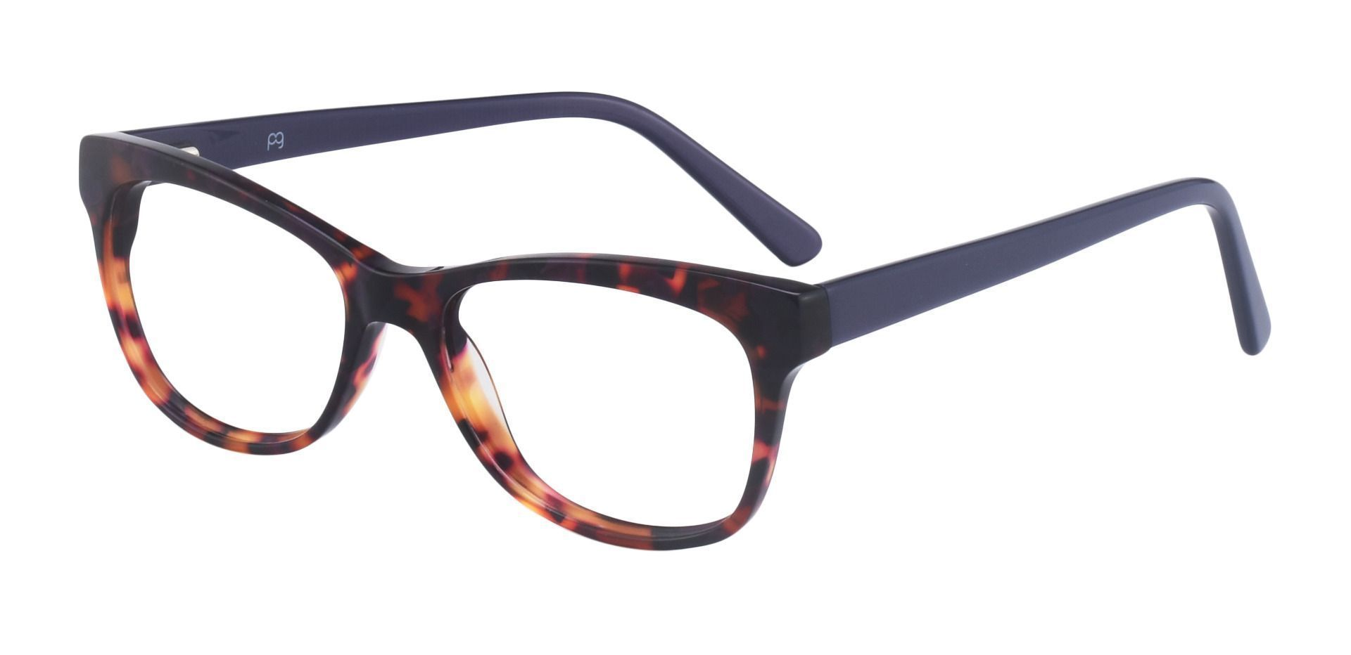 Nova Cat Eye Prescription Glasses - Purple