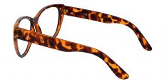 Lynn Cat-Eye Blue Light Blocking Glasses - Tortoise