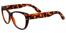 Lynn Cat-Eye Reading Glasses - Tortoiseshell