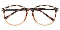 Rainier Oval Prescription Glasses - Tortoise