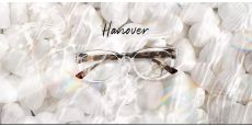 Hanover Oval Prescription Glasses - The Frame Is Clear And Tortoise