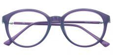 Asia Round Prescription Glasses - Tortoise