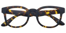 Reese Square Prescription Glasses - Tortoise