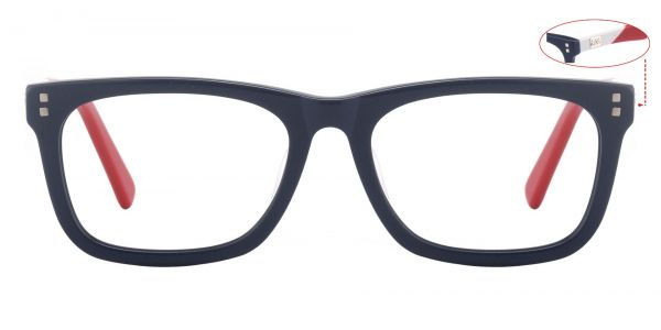 Quincy Rectangle eyeglasses