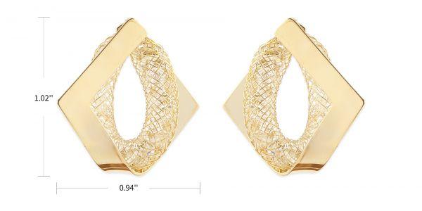 Annette Hoop Earrings eyeglasses