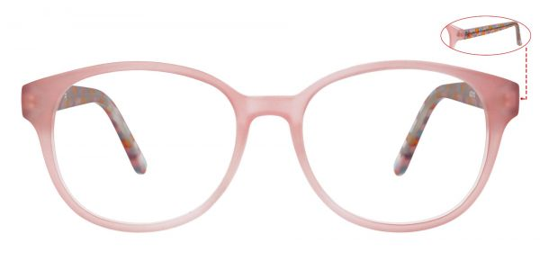 Allegra Oval eyeglasses